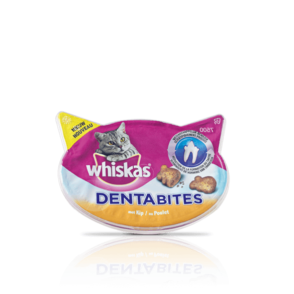 WHISKAS<sup>®</sup> Dentabites Kip
